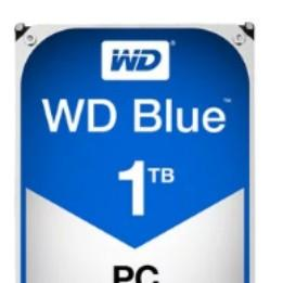 WD HARD DISC HDD 500GB NEW FORMAT WINDOW 7
