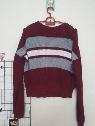 Red Sweater
