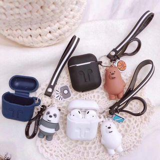 [PO]Cute We Bare Bears airpods case