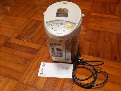 KENWOOD 3.8L 電熱水壺
