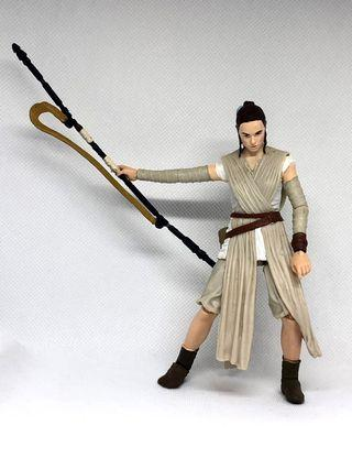 🚚 Rey (Hot Toys Star Wars Episode VII Movie Figure)