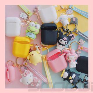[PO]Cute sanrio airpods case