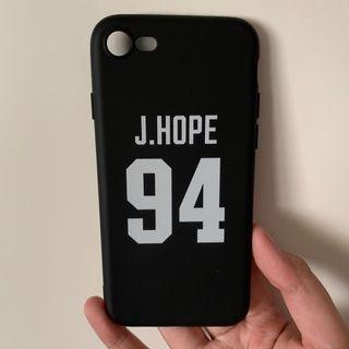 Iphone 7 phone case BTS J-Hope