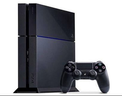 Looking for Faulty PS4