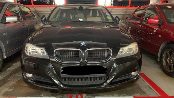 BMW 3 SERIES FOR RENT!