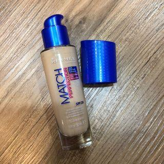 🚚 Rimmel Match Perfection Foundation