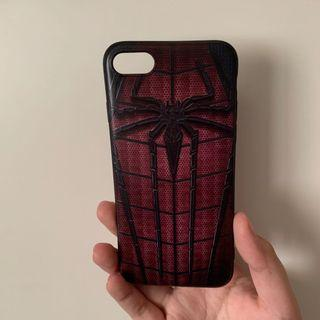 Iphone 7 phone case spiderman