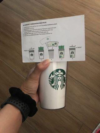 🚚 Starbucks Tumbler 473ml