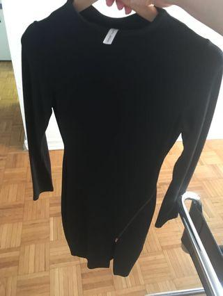 Mendocino black dress