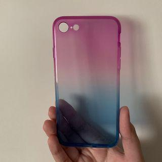 Iphone 7 phone case ombre