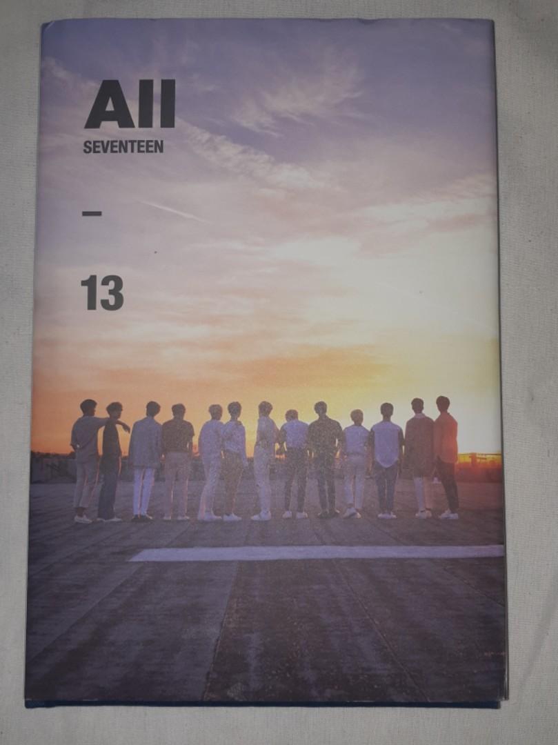 4th mini album seventeen : all -13