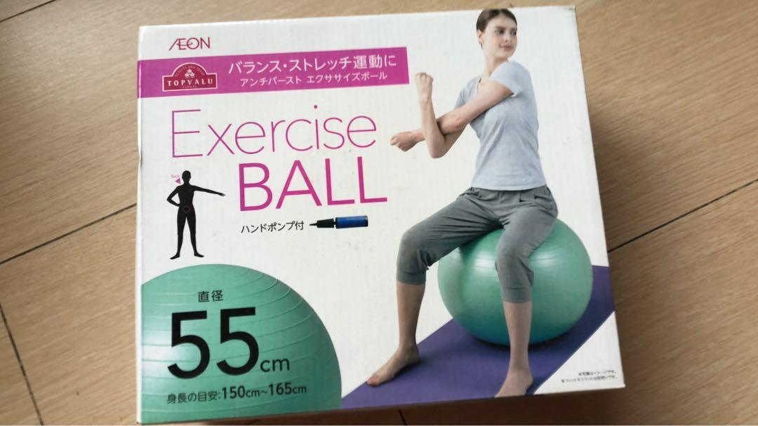 55cm Yoga Ball 瑜珈球