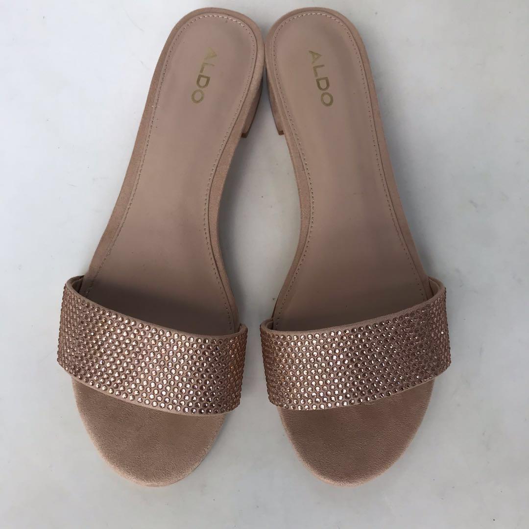 Aldo bling sandals size EU 39 / UK 6