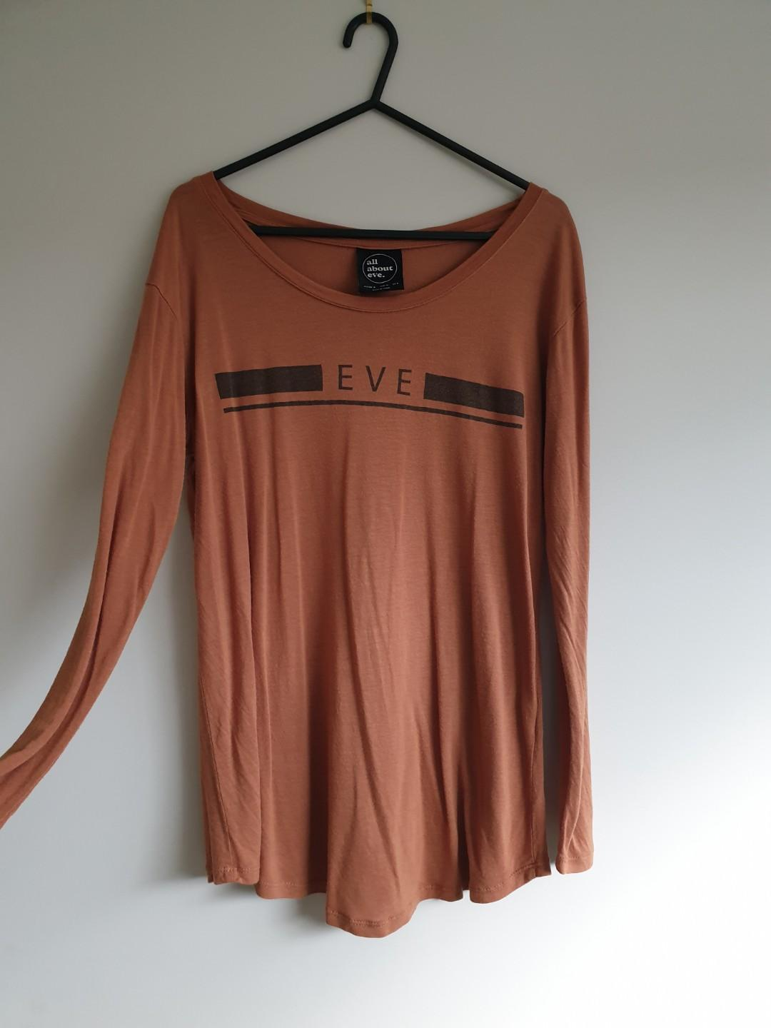 All About Eve long sleeve tee