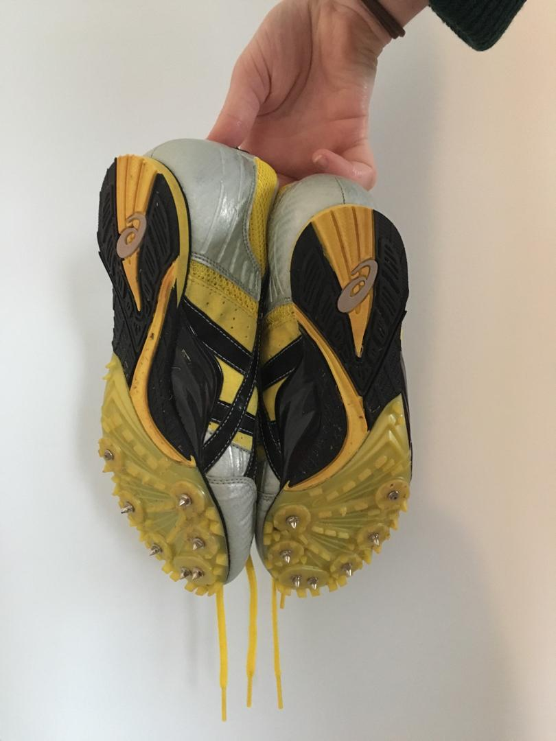 ASICS spikes/track shoes