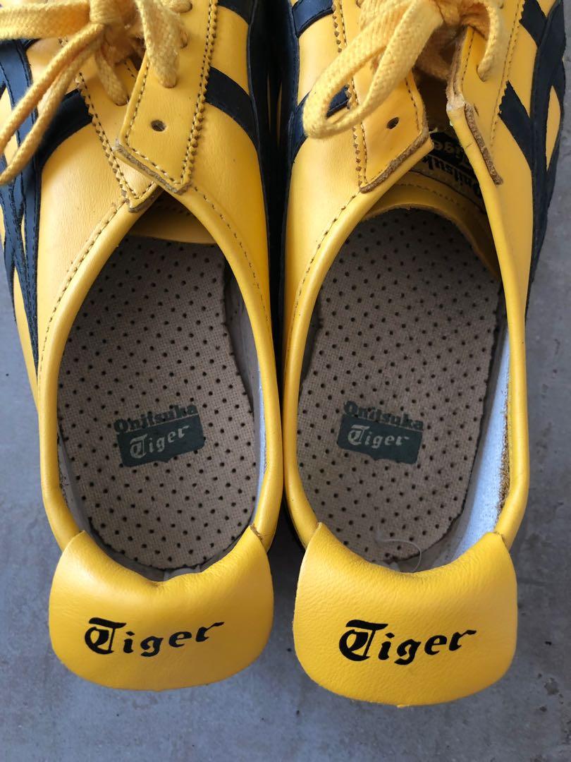 newest 0db62 90f6b Asics Tiger Onitsuka Kill Bill Bruce Lee Tai Chi Sneaker