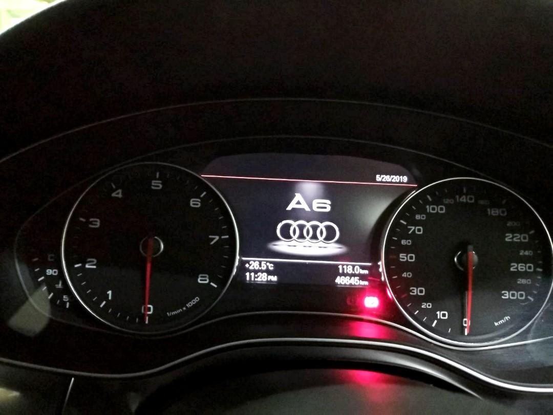 AUDI A6 2.8 2011