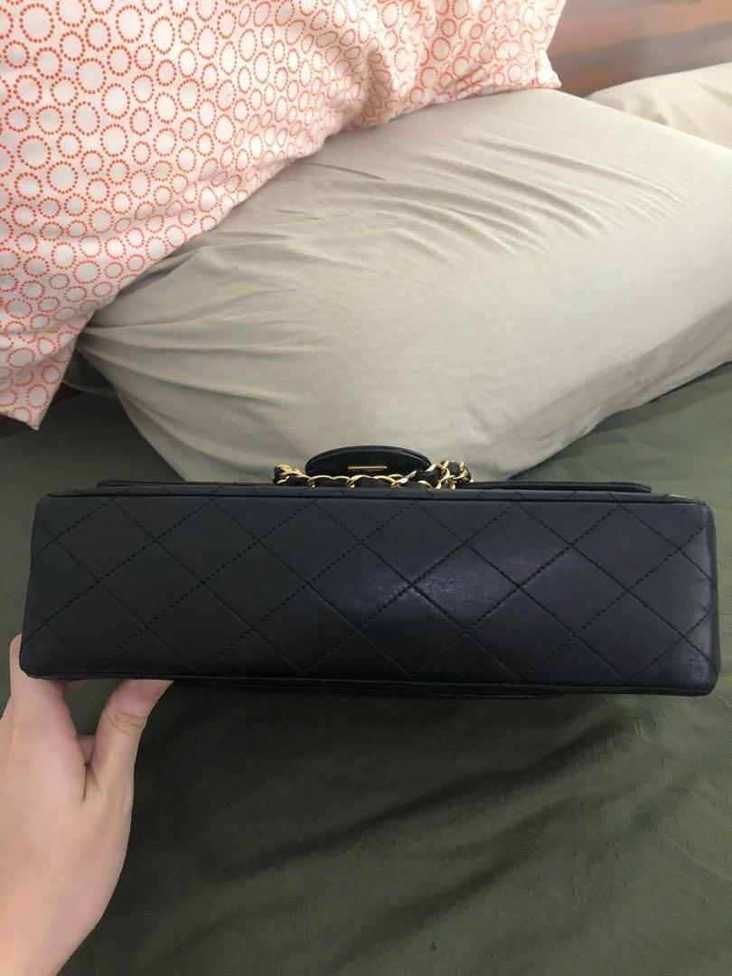 Authentic vintage Chanel 10inch
