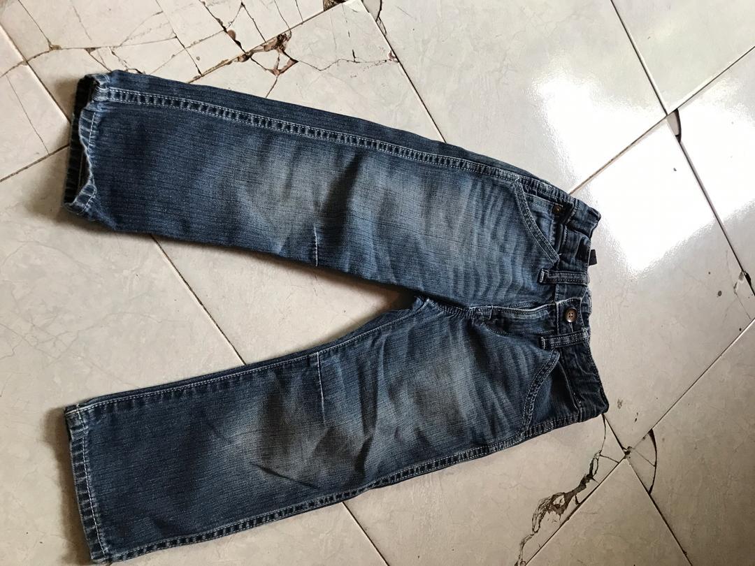 Baby GAP celana jeans ori 100%