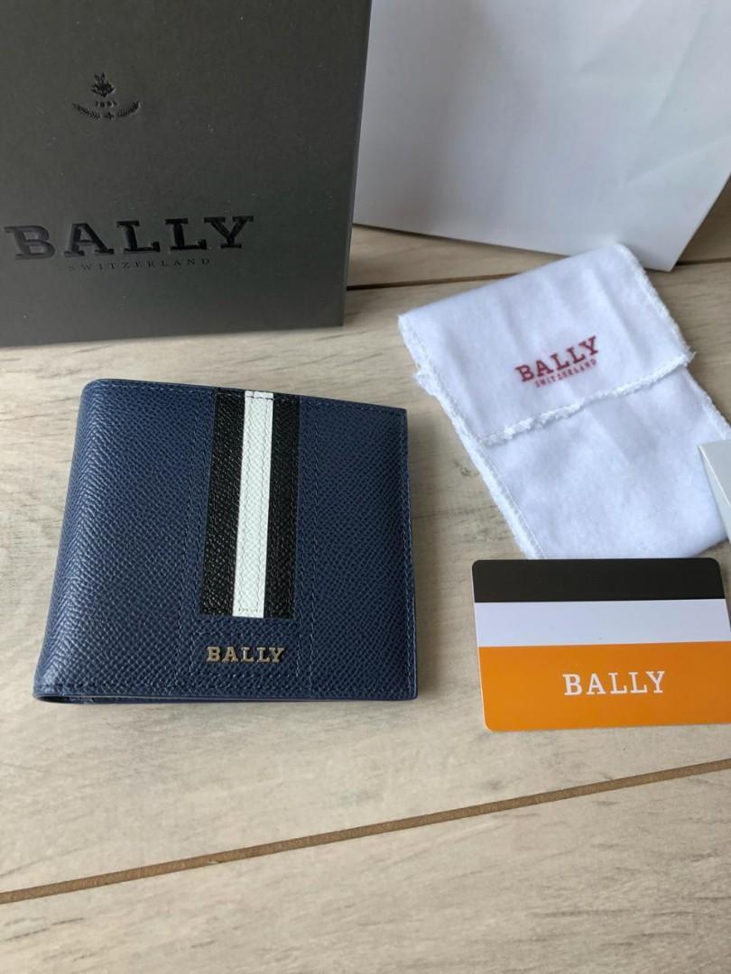 Bally Wallet BA-350A, SUPERMIRROR, w11xh9.5cm  H  @550rb  Berat 300g Quality D Jamin Bagus