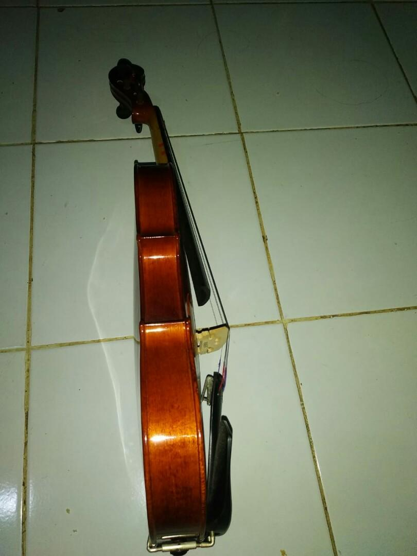 Biola 4/4 merk ANTONIUS STRADIVARIUS copy.made in korea