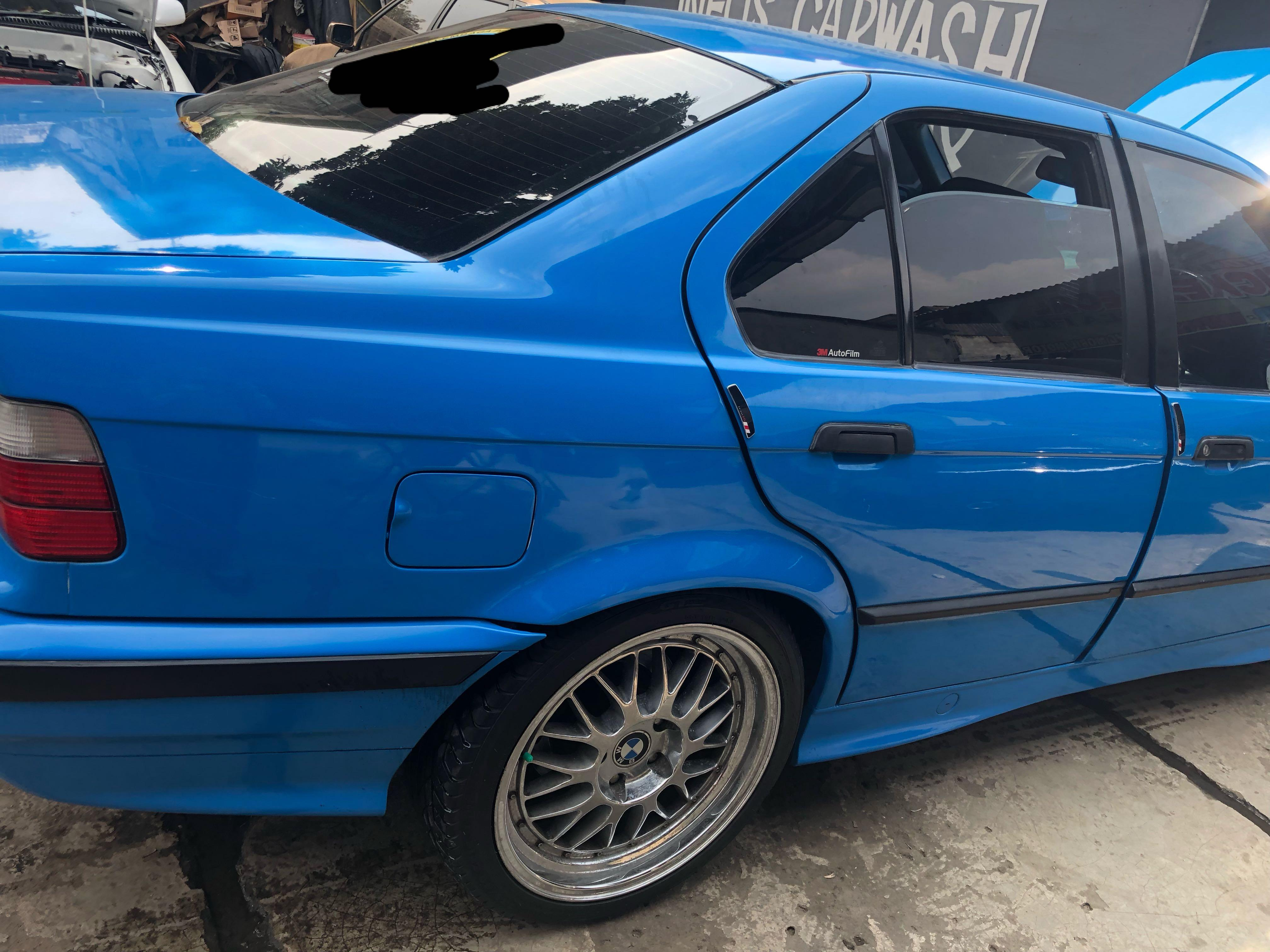 #BMW mobil mewah #320i