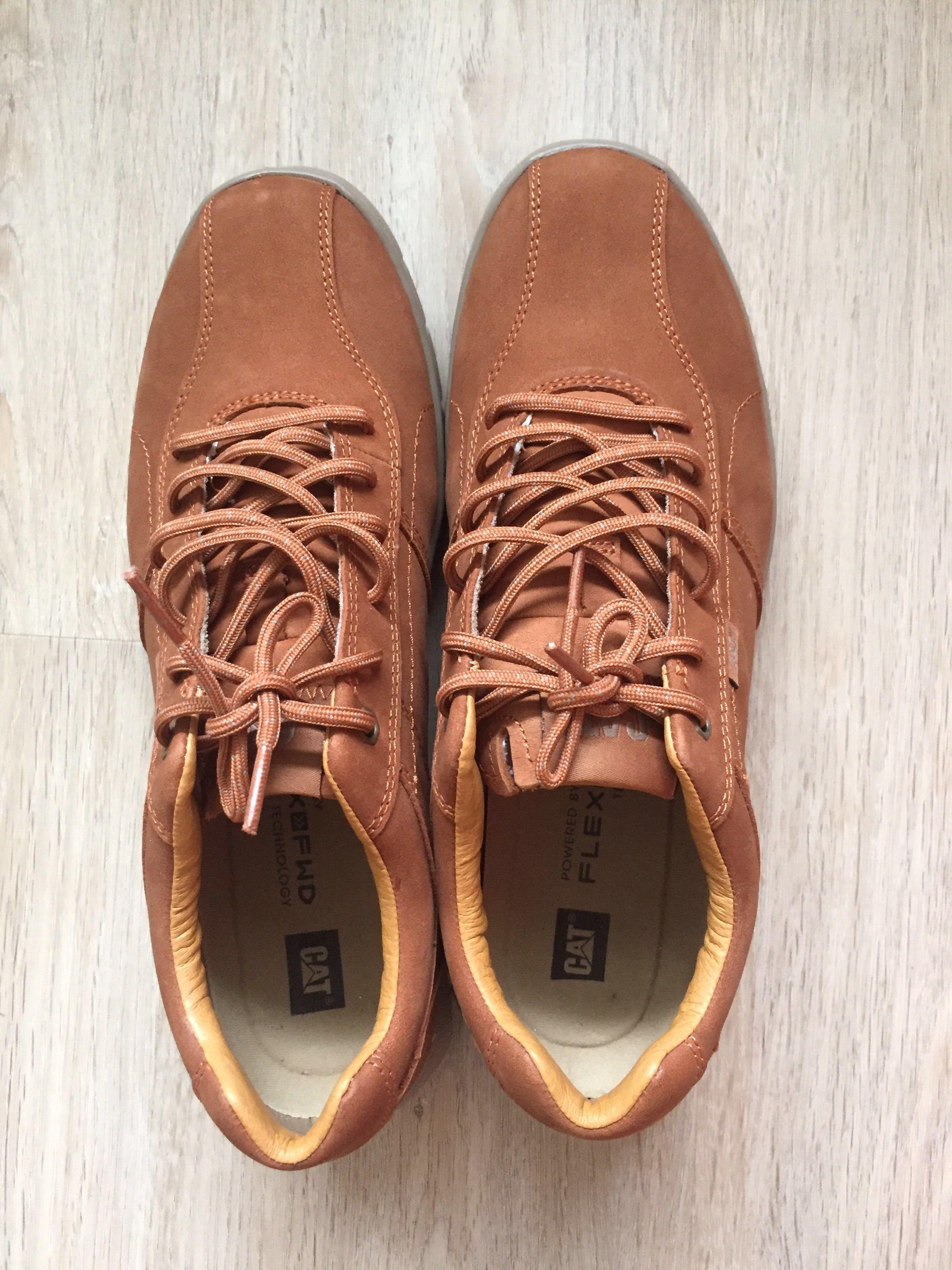BNIB Caterpillar casual shoes, Men's