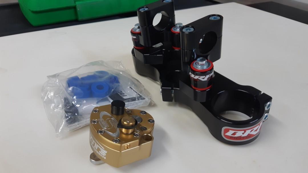 BRP - KTM ADV 950/990 Sub Mount Full Kit