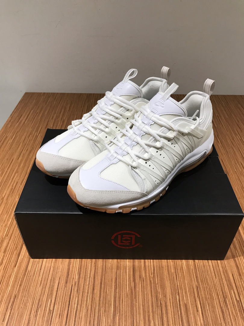 f0bdc520 CLOT x Nike Zoom Haven 97 Air Max (White), Men's Fashion, Men's Footwear on  Carousell