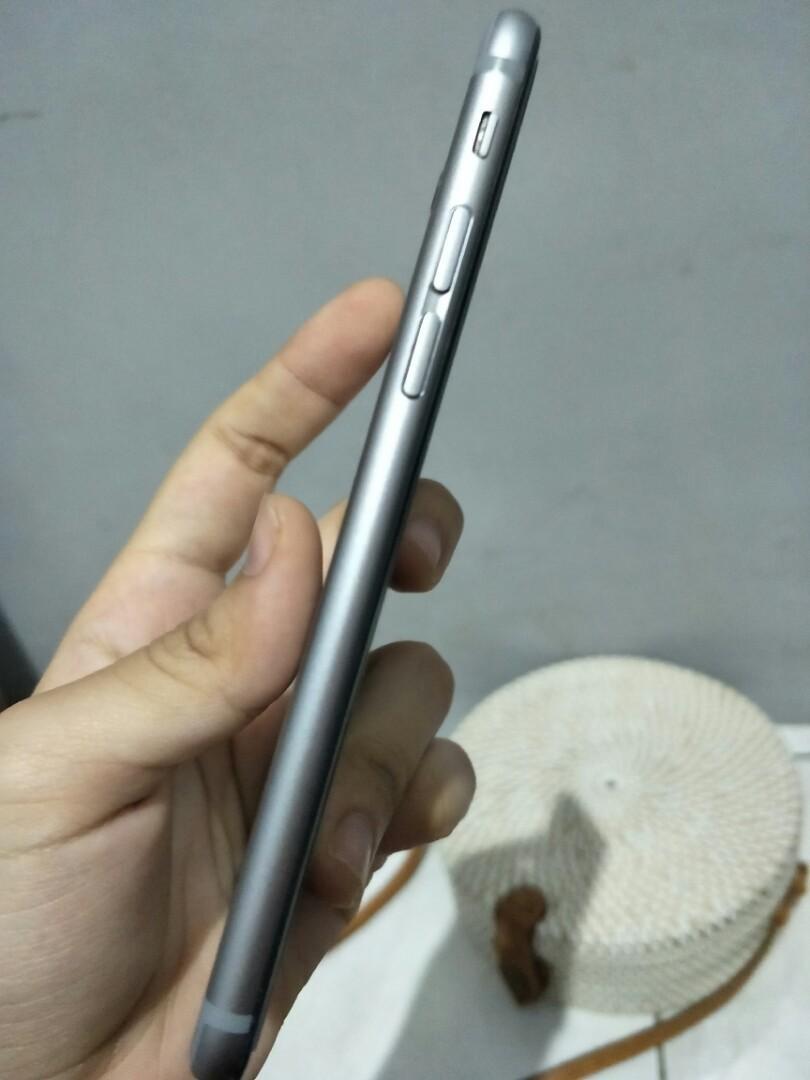 Di jual iphone 6 16gb space gray