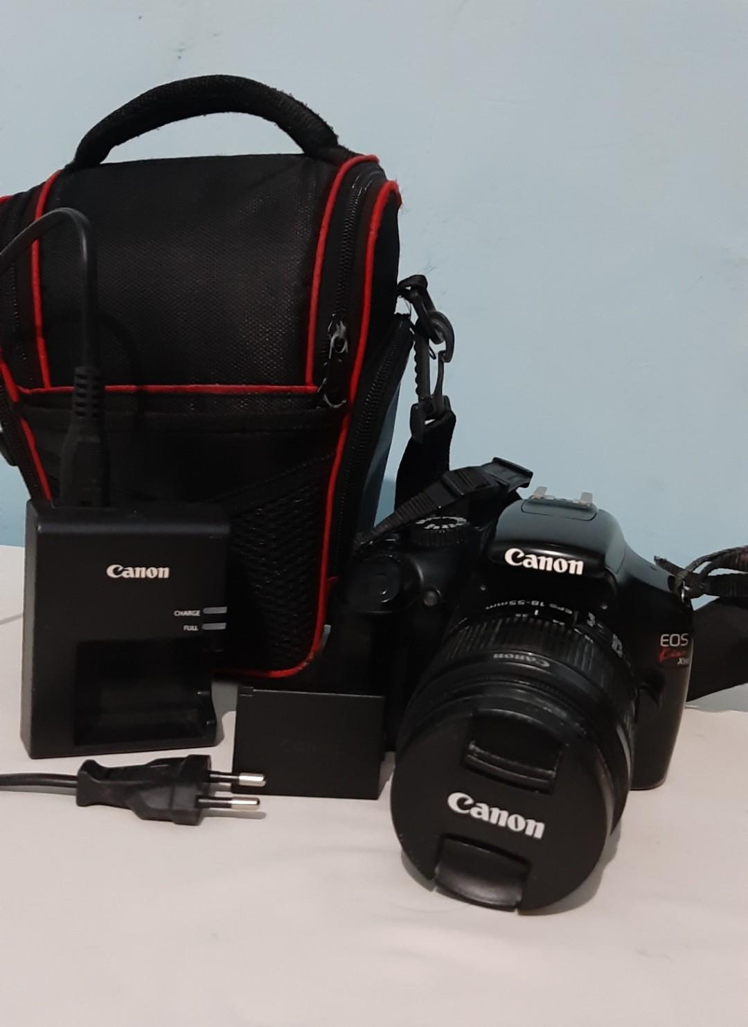 DSLR Canon eos kiss x50