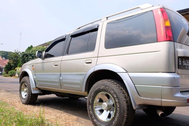 Ford Everest Matic 2004
