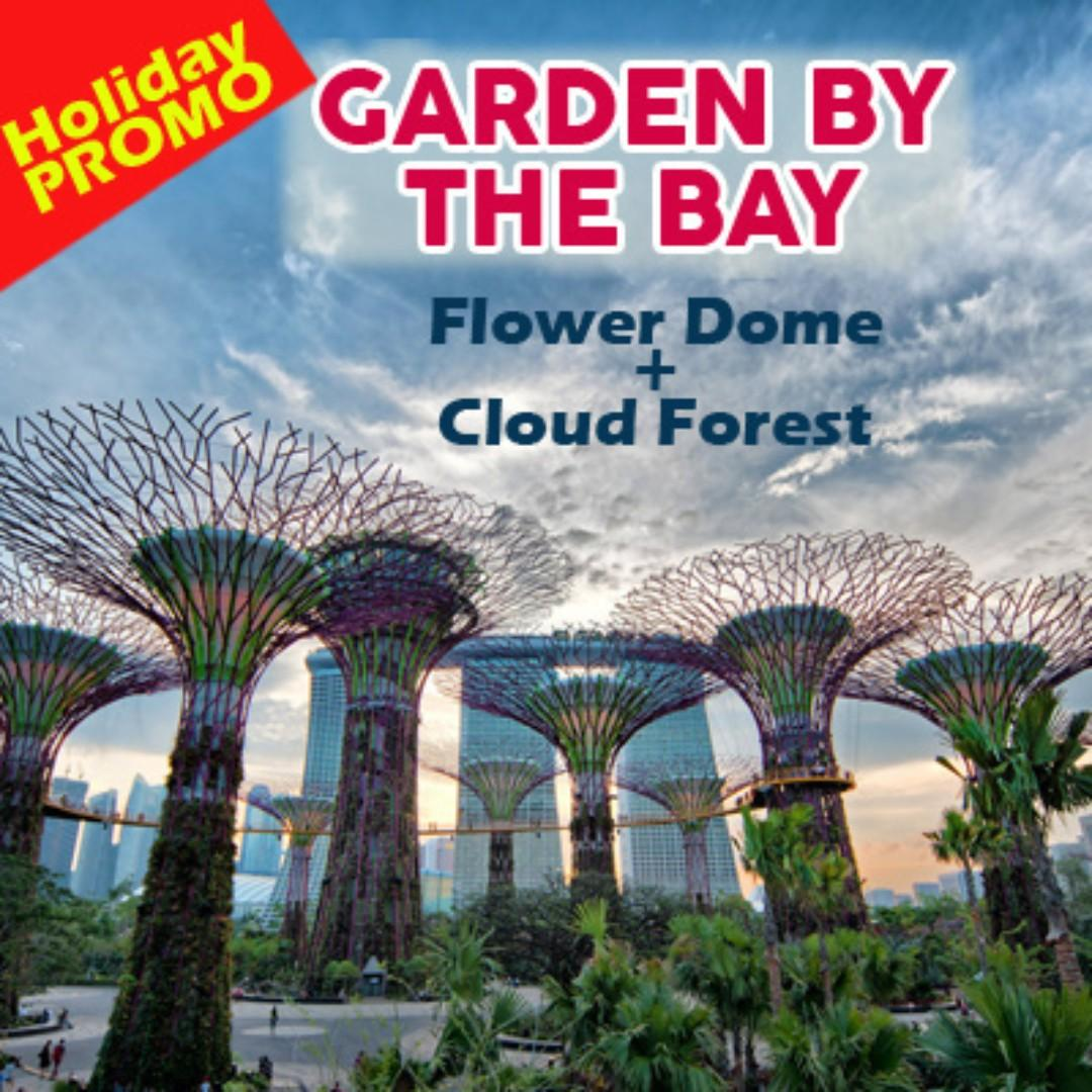 Gardens by the Bay/ Promotion