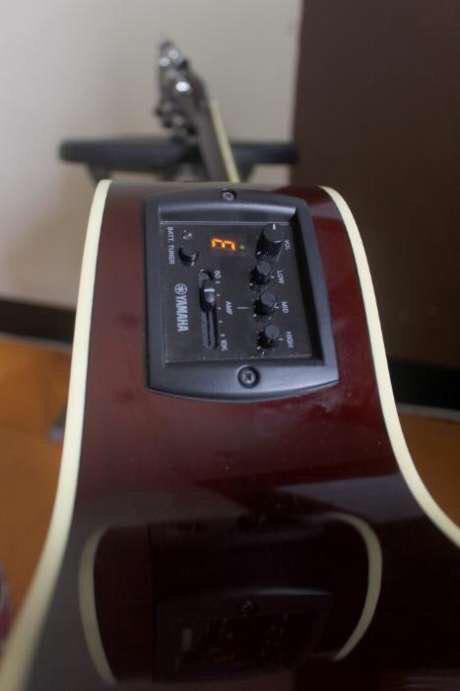 Gitar akustik yamaha cpx 500ii
