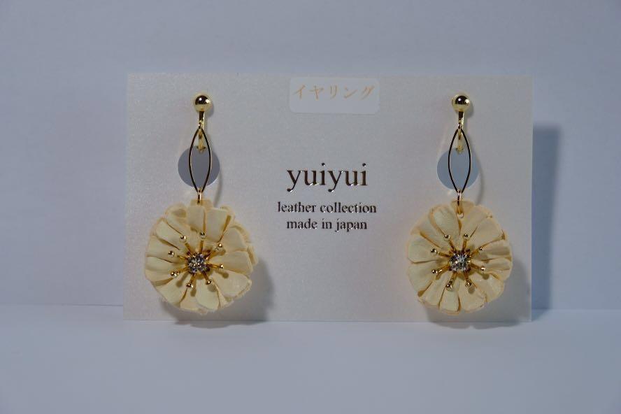 Handmade Japan Earrings 人手日本製夾式耳環
