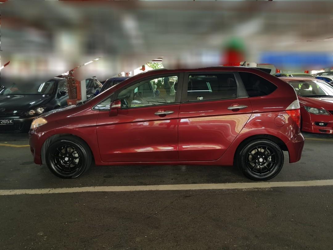 Honda Edix 2.0 X Auto