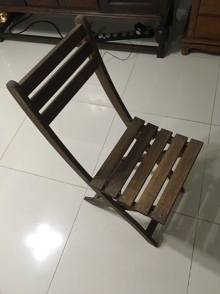 Ikea Applaro - Outdoor Chairs Folding x2