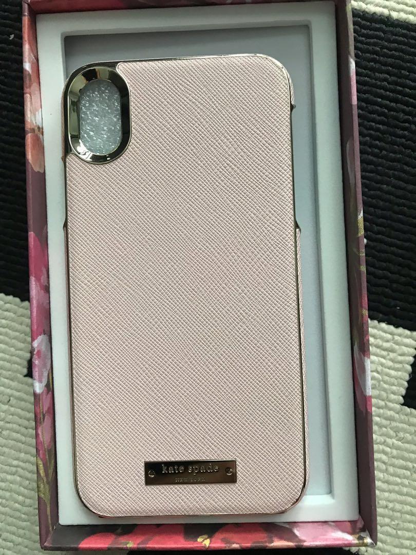 iPhone X case - Kate Spade (NEW YORK)