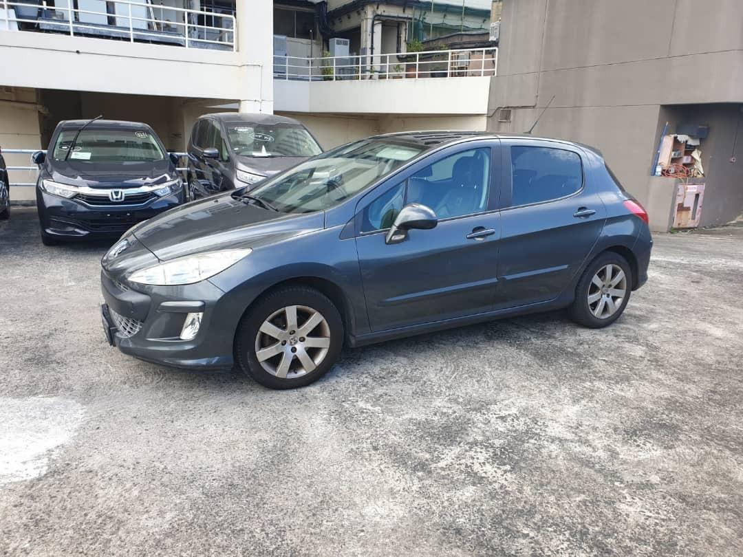 *KERETA SINGAPORE*🇸🇬🇸🇬🇸🇬 *JOIN GROUP WASAP 12👇 https://chat.whatsapp.com/KbcPwtnB4SwETD5Yt7qHLZ  2009 308 1.6 AT Glass Roof grey   JB *RM 4 800*  Wasap.my/601136275609 *WANT SELL BACK YOUR SCRAP CAR?LET ME HELP😊*