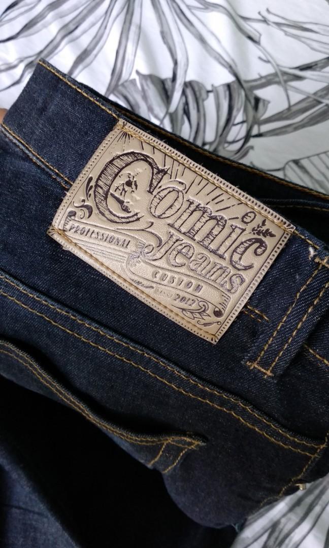 #mauthr Selvedge Jeans