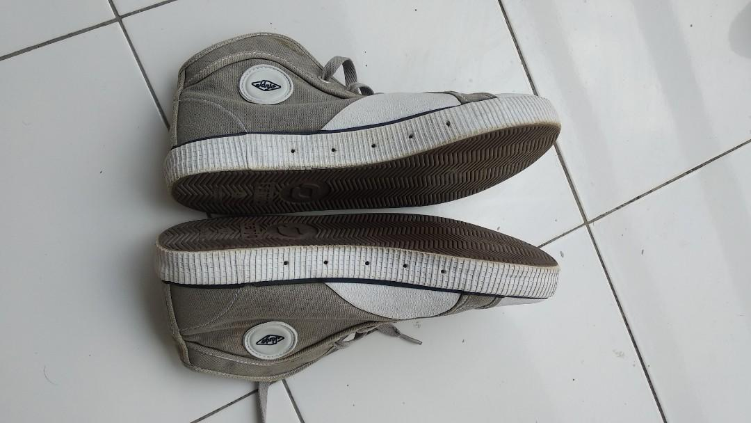 #mauthr Sepatu Angkle  Sanjo