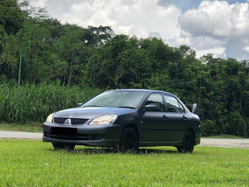 Mitsubishi Lancer 1.6 GLX Sports Manual