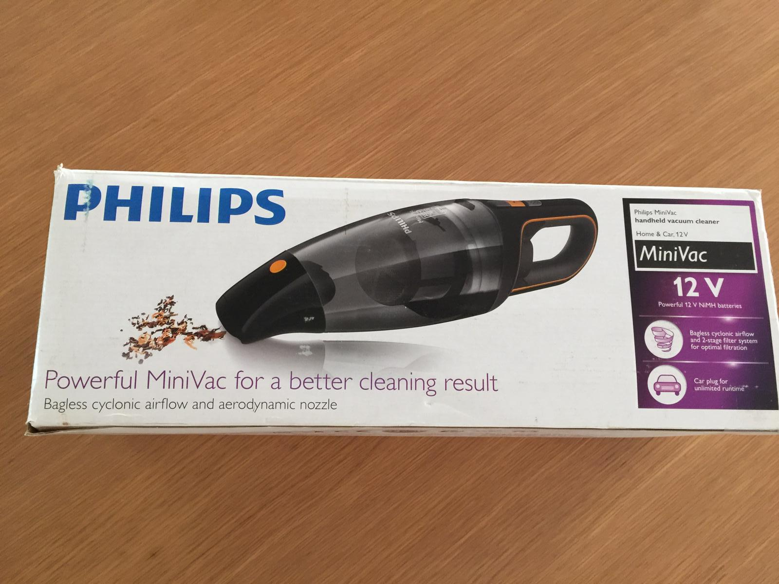 Philips Handheld MiniVac