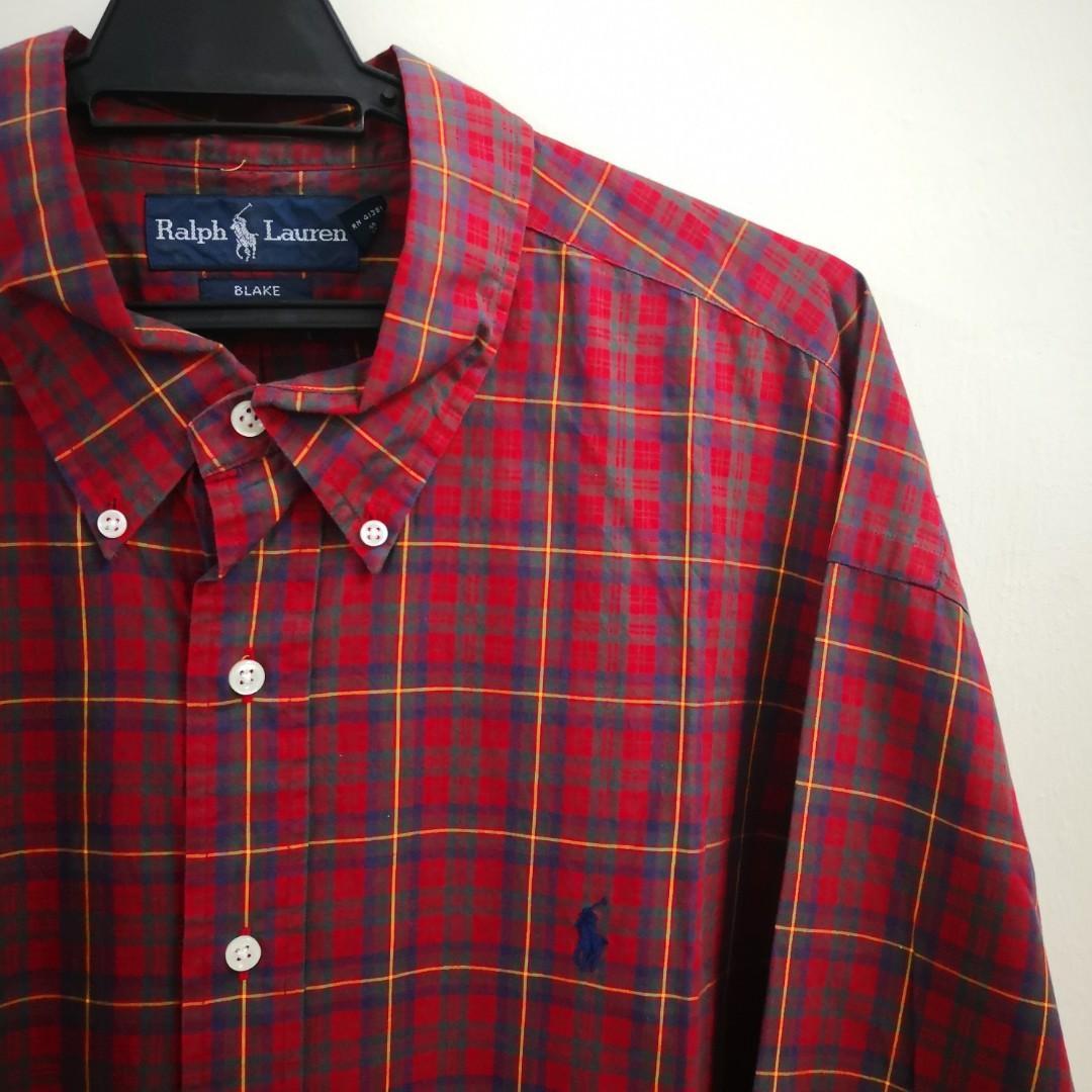 Polo Ralph Lauren Size XXL Shirt