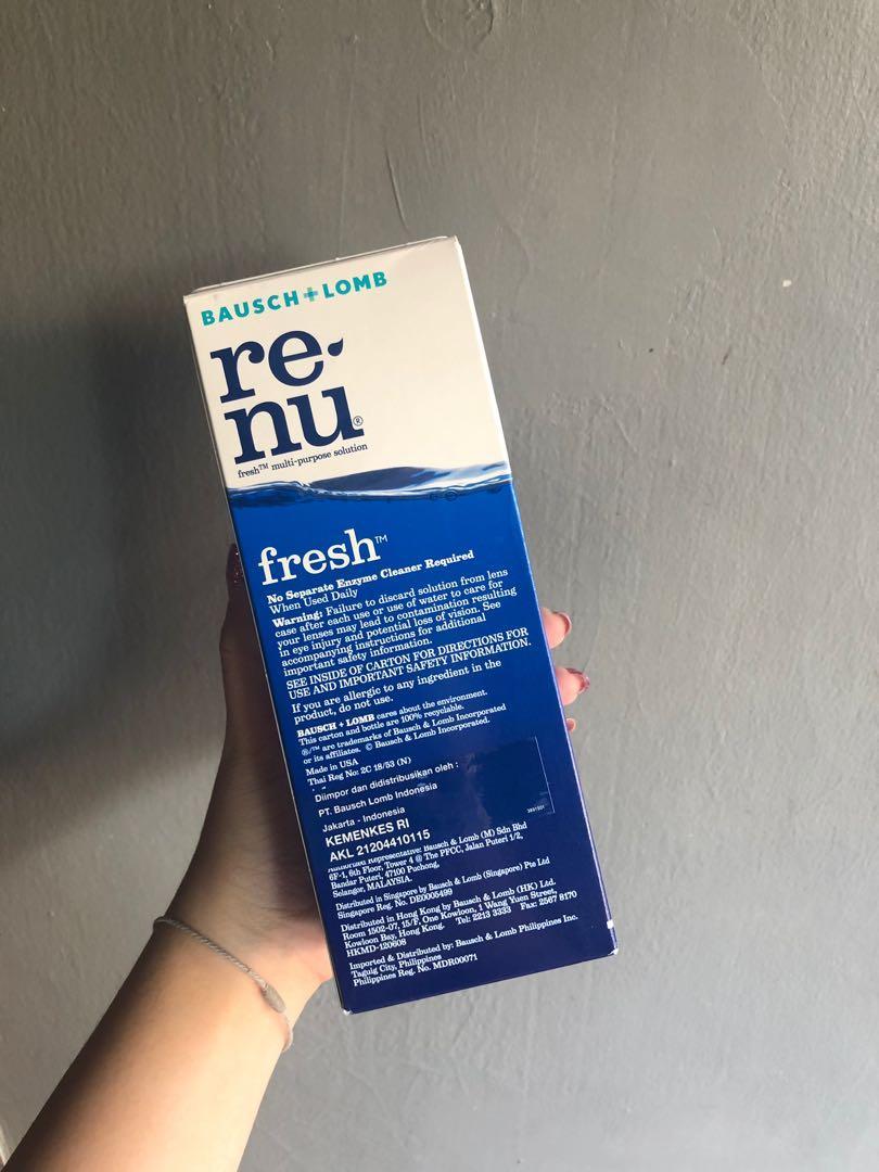 RENU FRESH AIR SOFTLENS