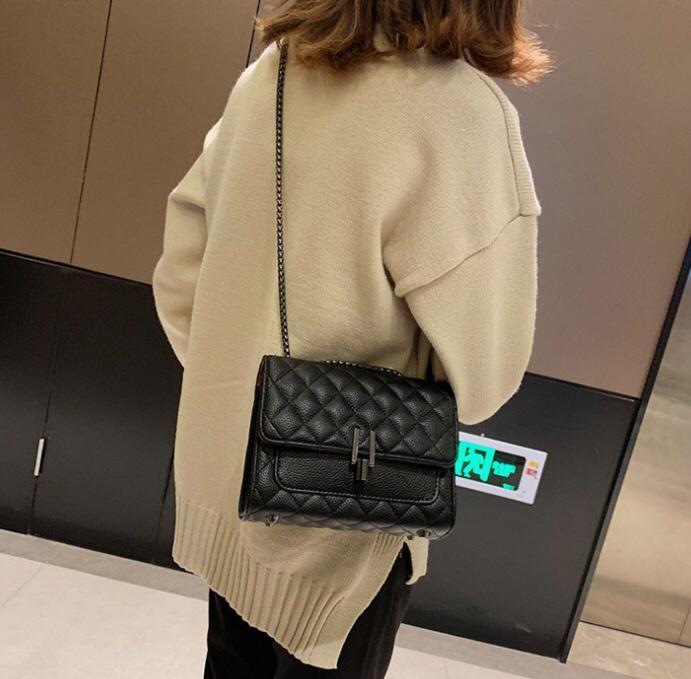 Tas Selempang Sling Bag Fashion Wanita Cewek Impor Import Code 3469