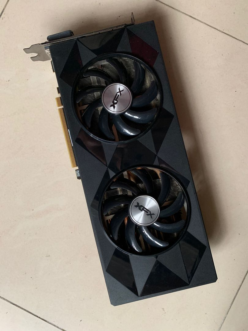 The XFX Radeon™ R9 390 Series graphics cards