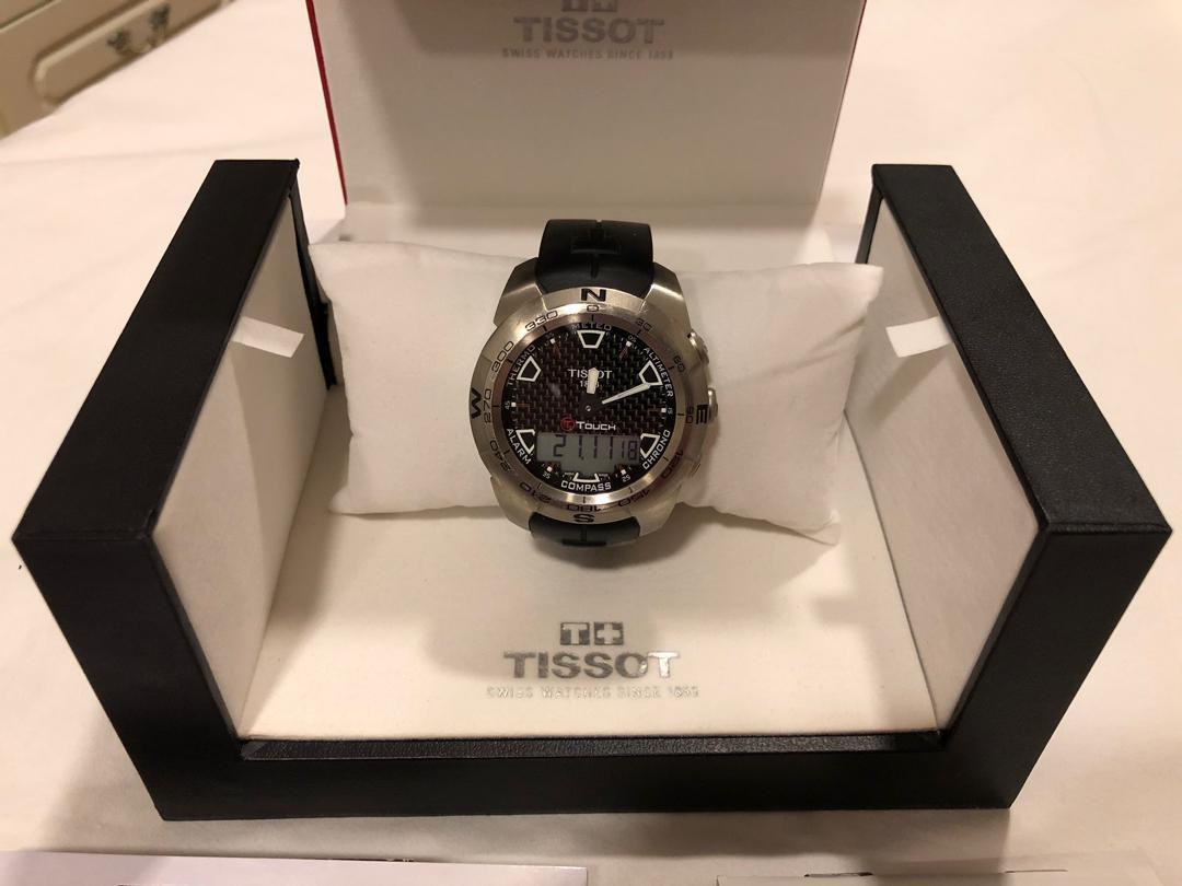 Tissot T Touch II Expert Titanium