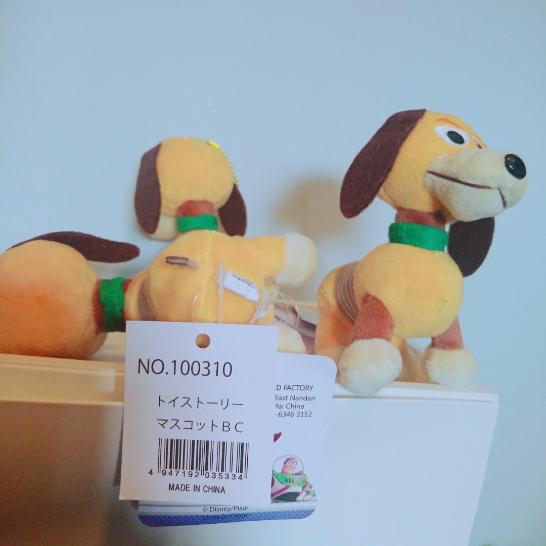Toy Story - 彈簧狗 (日本正版)