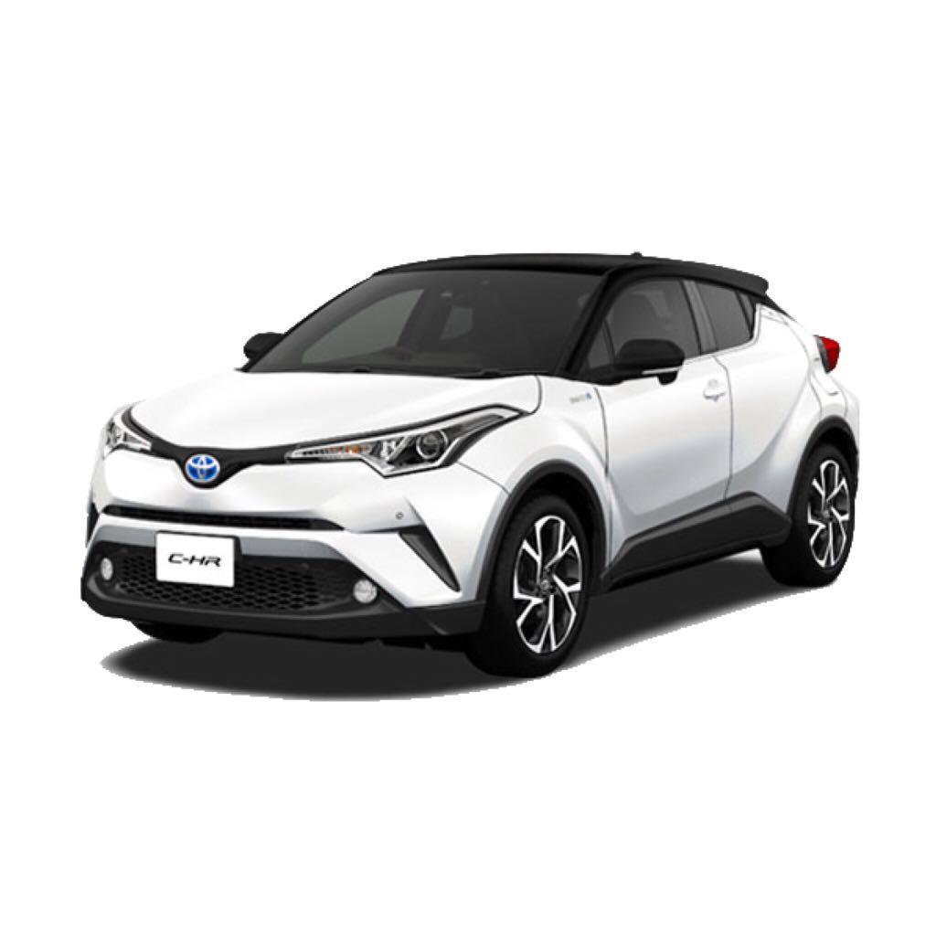 Toyota CHR hybrid G 1.8 A